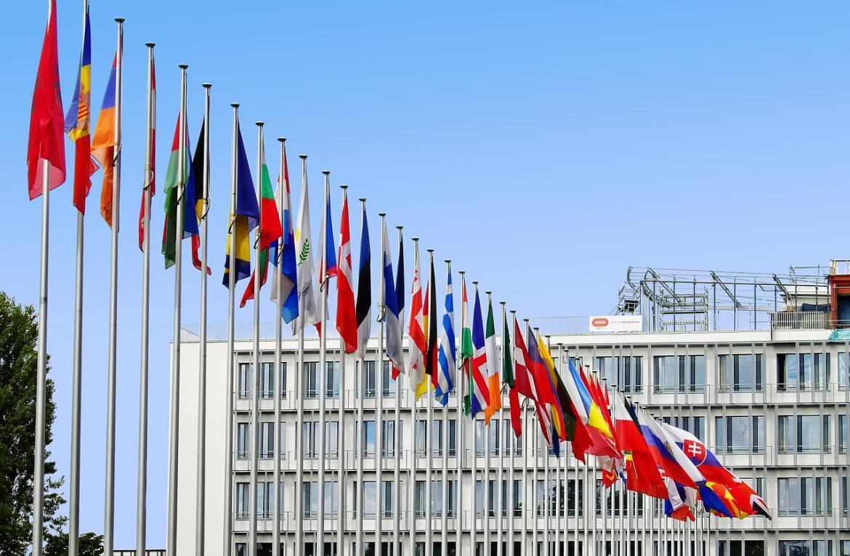 Sjednocení států Evropy alias Spojené státy evropské